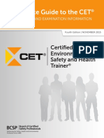 CET Complete Guide