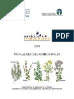 Manual Yerbas