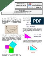 Matemticafundamental Teoremadepitgoras 140612104756 Phpapp02