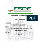Sensor APP