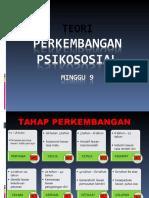 iza M 9 TEORI 2 PERKEMBANGAN PSIKOSOSIAL ERIKSON 2011.ppt