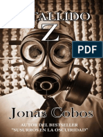 Estallido Z (Mundo Zombie 1) - Jonas Cobos