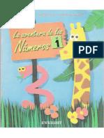 La Aventura de Los Números 1 (1ª Versión)