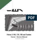 Falcon 3 OM November 2009