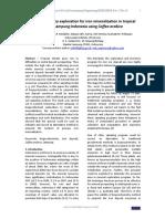 Biogeochemical explorations