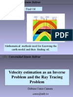 Inverse problems in geophysics