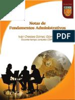 Notas Fund Admin