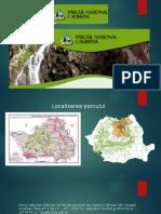 Parcul National Calimani Prezentare
