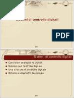d01-Richiami2 u5l3 Sistemi Di Controllo a Dati Campionati