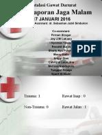 Morpot 17 Januari 2016
