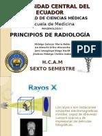Principios de Radiología