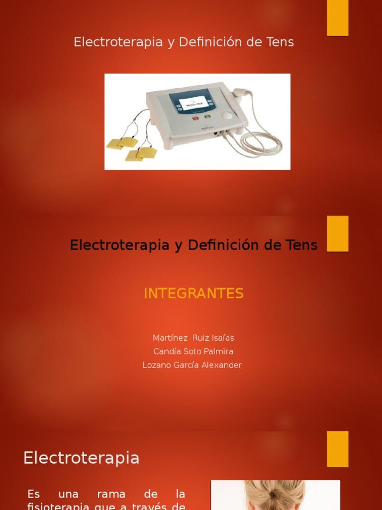 Electroterapia Tens Epub