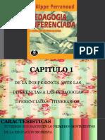 PEDAGOGIA DIFERENCIADA