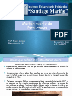 Presentación, Marielys Diaz, MANTENIMIENTO, SAIA 1