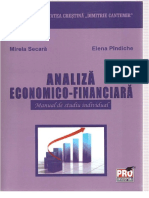 Carte Analiza Economico Financiara
