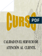 Calidad Serrvicio Atencion Al Cliente