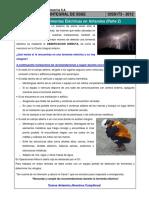 Charla Integral 173 - Inicio de Tormentas Eléctricas en Antamina - Parte 2