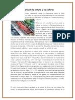 Historia de la pintura Y SUS COLORES.docx