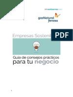 Manual GNF Empresas Sostenibles DF