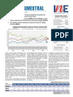 Datos de empleo en Chile