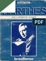 Leyla Perrone-Moisés. Roland Barthes
