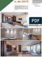 A-DA 2015 SECTIUNEA R.C. Arhitectura de interior- amenajari interioare