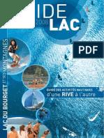 Guide Nautique 2008