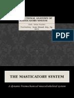 struktur anatomi dan myofungsional sistem mastikasi