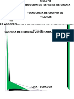 Tecnologia Tilapia