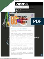 _86 TRUCOS Imprescindibles Para CorelDRAW - CORELCLUB.org