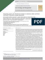 GONCALVES Genetics&Silviculture ForEcolMang