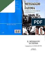 Testo Ufficiale Dei Segreti Di Fatima