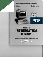 manual informatica C++ clasa a 11-a