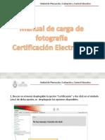 Manual de Carga de Fotografía Basica