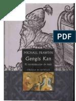 122927061 Michael Prawdin Gengis Khan El Conquistador de Asia