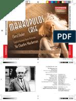 Makropulos Case