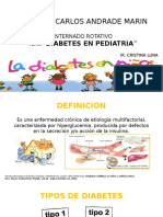 Diabetes en Pediatria
