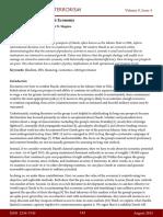 Understanding the Daesh Economy