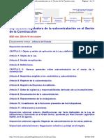 Ley 32-2006 Subcont