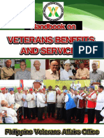 Handbook on Veterans Benefits