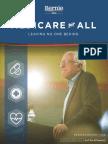 "Bernie Sanders' ""Medicare for All"" plan"