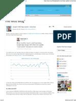 Google's EMD Algo Update - Early Data - Moz