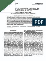 1990 - C D Gilbert - Theinfluenceofcontextualstimuliontheorientationsel[Retrieved-2016!01!15]