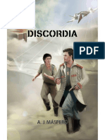 Discordia - A. J. Maspero