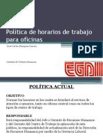 Presentación Política