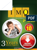 Class 10 Imo 3 Year e Book Level 2 13