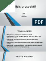 Analisis Prospektif