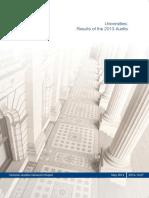 20140528 University Audits
