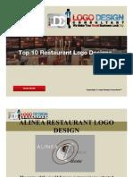 Top 10 Restaurant Logo Designs