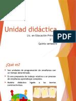 Qué Es Una Unidad Didáctica (1)